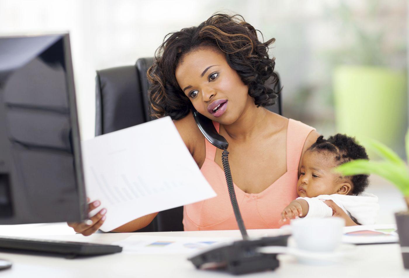 Ways of succeeding as a working mom